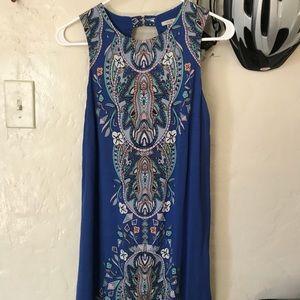 Blue urban outfitters sun dress